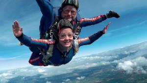 skydive pictures Midlands