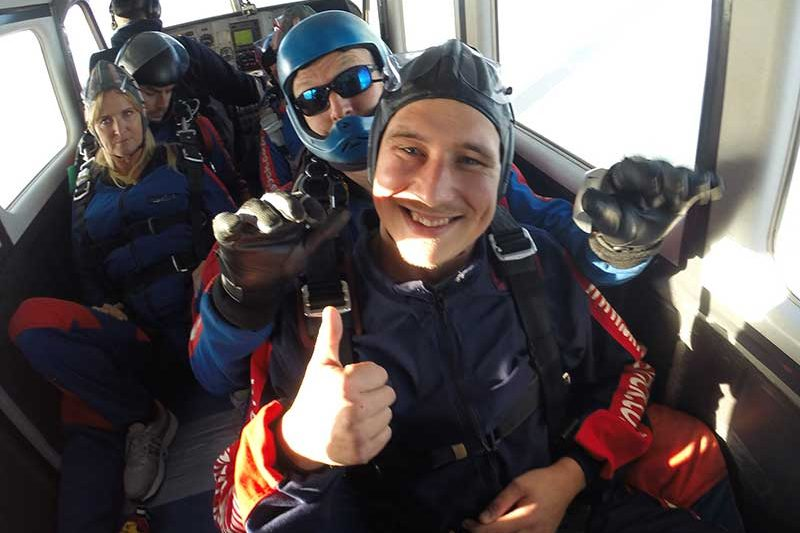8 Great Tips for Newbie Skydivers